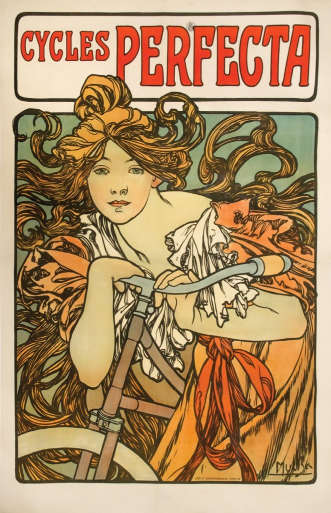 Alphonse Mucha, Cycles Perfecta