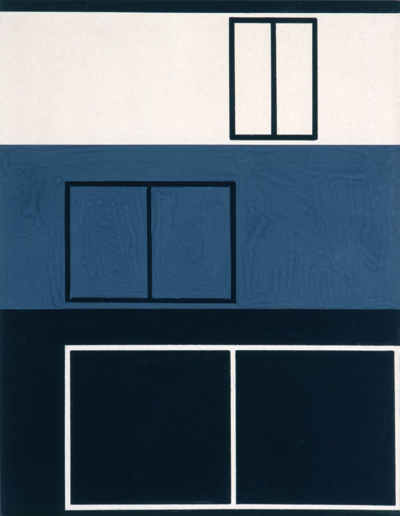 Josef Albers, Carton for Interior
