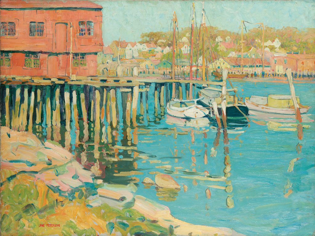 Jane Peterson, Gloucester Fleet