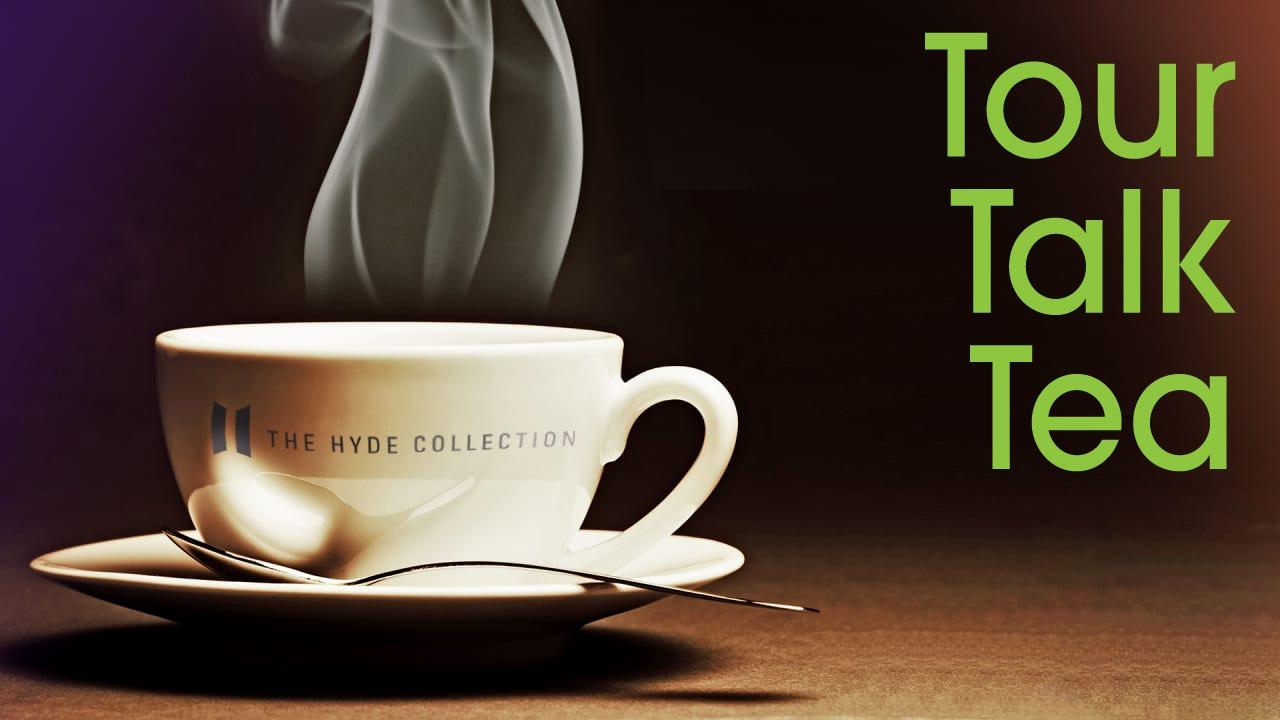Member's Tour Talk Tea