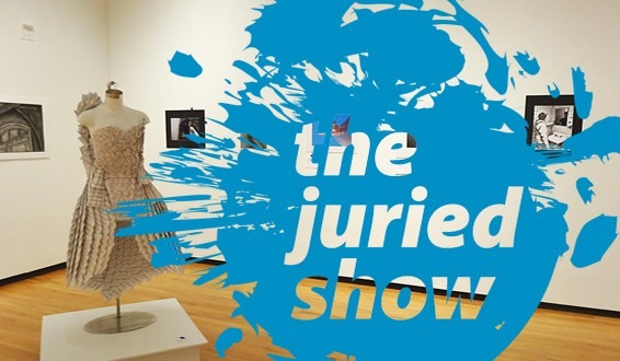 the juried show 2017