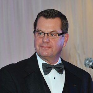 Norm Dascher, The Hyde Collection's CEO